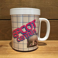 Disney Epcot Center Plastic Mug/ディズニー エプコットセンター プラスチックマグ/190822-3