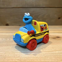 SESAME STREET Cookie Monster Diecast Car /セサミストリート クッキーモンスター ダイキャストカー/210808-6