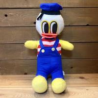 Disney? Bootleg Donald Duck Plush Doll/ディズニー? ブートレグ ドナルド・ダック ぬいぐるみ/210822-3