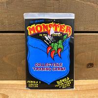 MONSTER IN MY POCKET Trading Card (Pack Damege)/モンスターインマイポケット トレーディングカード (パックダメージ)/200318-2