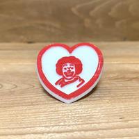 McDonald's Ronald Mcdonald Toy Ring/マクドナルド ロナルド トイリング/210804−8