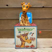 """Toys""""R""""us Geoffrey Music Box/トイザらス ジェフリー ミュージックボックス/200427-1"""