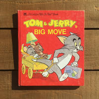 TOM & JERRY Picture Book/トムとジェリー 絵本/181210-12