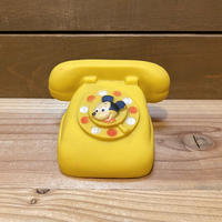 Disney Mickey Phone Squeaky Toy/ディズニー ミッキー電話 スクアーキートイ/200426-5