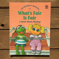 THE MUPPETS Picture Book/ ザ・マペッツ 絵本/180129-10
