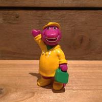 BARNEY Barney PVC Figure/バーニー PVCフィギュア/180110-2