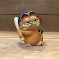 GARFIELD Ceramic Figurine/ガーフィールド 陶器の置き物/210507-1