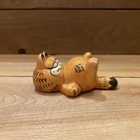 GARFIELD Ceramic Figurine/ガーフィールド 陶器の置き物/201220-11