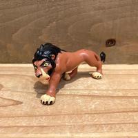 LION KING  Scar PVC Figure/ライオンキング スカー PVCフィギュア/200204-2