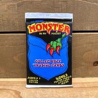 MONSTER IN MY POCKET Trading Card/モンスターインマイポケット トレーディングカード/200318-1