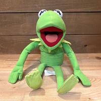 THE MUPPETS Kermit the Frog Slinky Pets/マペッツ カーミット スリンキーペット/210519−6