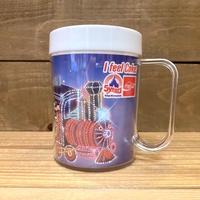 Disney TDL 5years Plastic Cup/ディズニー 東京ディズニーランド 5周年プラスチックカップ/210409−9