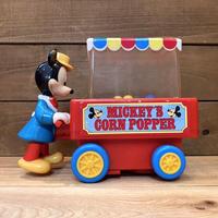 Disney Mickey's Corn Popper Toy/ディズニー ミッキー・マウス コーンポッパートイ/201211−4