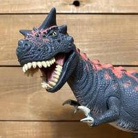"""JURASSIC PARK  Carnotaurus """"Demon"""" Figure/ジュラシックパーク カルノタウルス """"デーモン"""" フィギュア/200725-1"""
