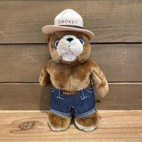 SMOKEY BEAR Smokey Bear Plush Doll (Medium)/スモーキーベア ぬいぐるみ (中くらい)/200316-2