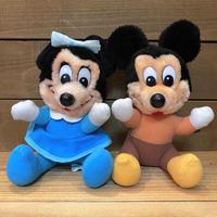 Disney Mickey's Christmas Carol Plush Doll/ディズニー ミッキーのクリスマスキャロル ぬいぐるみ/210513−18