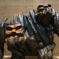 HERCULES Rock Titan Figure/ヘラクレス ロックタイタン フィギュア/200405-1
