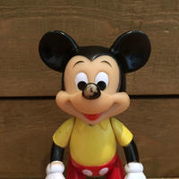Disney Mickey Mouse Posable Figure/ディズニー ミッキー・マウス ポーザブルフィギュア/190622-6