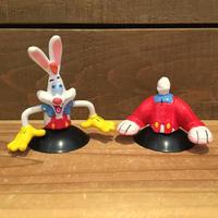 Who Framed ROGER RABBIT Roger Rabbit Portable Holes Figure/ロジャーラビット ポータブルホールフィギュア/190201-6