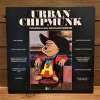 Alvin and the Chipmunks Urban Chipmunk Record/アルビンとチップマンクス アーバン・チップマンク レコード/190822-7