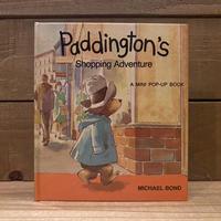 Paddington Pop Up Picture Book/パディントン 飛び出す絵本/210109−11