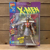 X-MEN Silver Samurai Figure/X-MEN シルバーサムライ フィギュア/210510−9