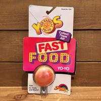 Fast Food Yo-Yo/ファストフード ヨーヨー/190812-1