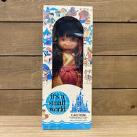 it's a small world Japan Girl Doll/イッツアスモールワールド 日本の女の子 ドール/200811-4