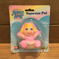 THE MUPPETS Baby Miss Piggy Squeeze Pal/マペッツ ベイビーミスピギー スクイーズパル/190517-7