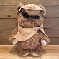 STAR WARS Wicket the Ewok  Plush Doll/スターウォーズ ウィケット・ザ・イウォーク ぬいぐるみ/191211-1