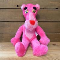 PINK PANTHER Pink Panthers Plush Doll/ピンクパンサー ぬいぐるみ/200607-1