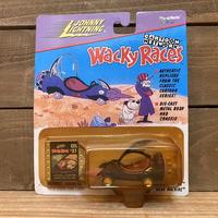 Wacky Races Dick's Mean Machine Diecast Car/チキチキマシン猛レース ブラック魔王のゼロゼロマシン ダイキャストカー/210203-9