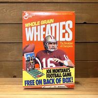 General Mills Wheates Cereal Box/ゼネラルミルズ ウィーティーズ シリアルボックス/210123−3