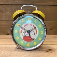 PEANUTS Snoopy Clock/ピーナッツ スヌーピー 時計/210618−12