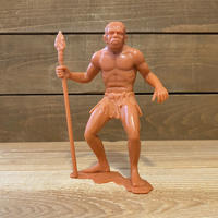 Cave man Plastic Figure/原人 プラスチックフィギュア/200625-16