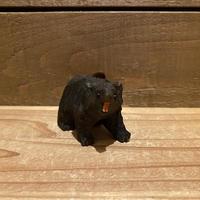 木彫りの熊 置物/200408-8