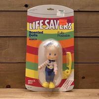 LIFE SAVERS Mike E. Mint Poseable Doll/ライフセイバーズ マイク・E・ミント ポーザブルドール/210123-10