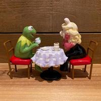 THE MUPPETS Kermit & Miss Piggy Solt & Pepper/マペッツ カーミット & ミス・ピギー ソルト&ペッパー/191023-3