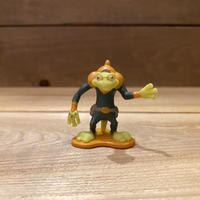 MIGHTY DUCKS Evil Chameleon PVC Figure/マイティダックス エビル・カメレオン PVCフィギュア/210313-19