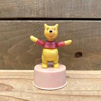 Winnie the Pooh Pooh Push Puppet/くまのプーさん プーさん プッシュパペット/200411-11