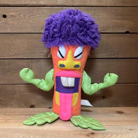 Neon Tiki Tribe Mowah Tiki Plush Doll/ネオンティキトライブ モワウ・ティキ ぬいぐるみ/210413−26