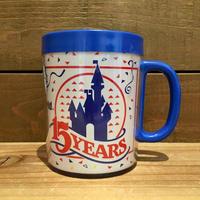 Disney WDW Plastic Mug/ディズニー ウォルトディズニーワールド プラスチックマグ/190822-5