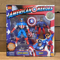 MARVEL Captain America & Bucky Figure/マーベル キャプテンアメリカ & バッキー フィギュア/200409-1