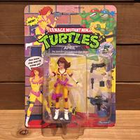 TURTLES April Figure/タートルズ エイプリル フィギュア/190411-8