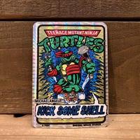 TURTLES Card Sticker/タートルズ ステッカー/210101-18