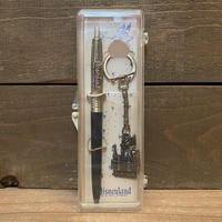 Disney Disneyland Pen & Key Chain/ディズニー ディズニーランド ペンとキーホルダー/201021-10