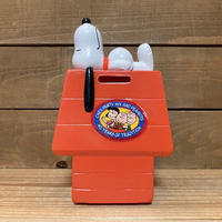 PEANUTS Snoopy Coin Bnak/ピーナッツ スヌーピー コインバンク/210425−15