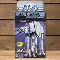STAR WARS Structors At-At Action Kit/スターウォーズ At- At プラモデル/210403-10