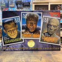 U.S.MONSTERS U.S.Monsters collection/ユニバーサルスタジオモンスターズ コレクション フィギュア/210116-1