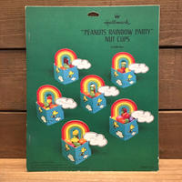 PEANUTS Woodstock Party Nut Cups/ピーナッツ ウッドストック パーティーナッツカップ/190414-3